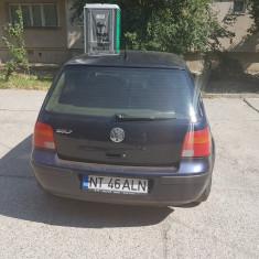 Golf 4, An Fabricatie: 1998, Benzina, 260000 km, 1400 cmc