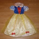 Costum carnaval serbare alba ca zapada pentru copii de 4-5 ani marime M - Costum copii, Marime: Masura unica, Culoare: Din imagine
