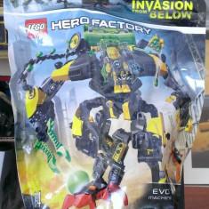 Lego Hero Factory Original 44022 - Masinaria Evo XL - Nou, Sigilat