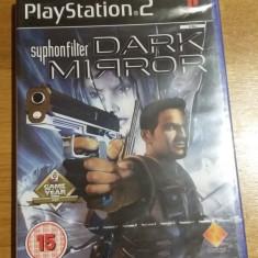 PS2 Syphon filter dark mirror Sigilat / joc original PAL by WADDER - Jocuri PS2 Sony, Shooting, 16+, Single player
