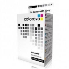 Consumabil Colorvo Cartus 16-BK Lexmark No16 BLK Black - Cartus imprimanta Colorovo