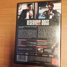 Film DVD Reservoir Dogs Germana - Film thriller, Altele