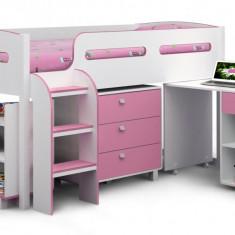 Pat pentru fetite - Patut lemn pentru bebelusi Inglesina, Alte dimensiuni