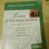 Manual limba romana clasa a 11-a - Manual scolar corint, Clasa 11