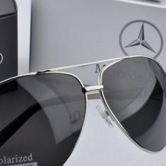 Ochelari MERCEDES BENZ polarizați originali rayban, Polaroid, Versace, aviator