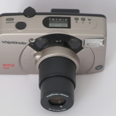 Voigtlander Vito 112 - Made in Germany - Transport gratuit prin posta! - Aparat Foto cu Film Voigtländer