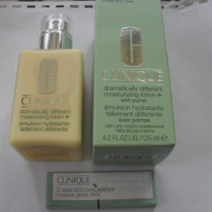 Clinique Dramatically Different moisturizing lotion 125ml - Crema de fata