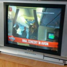 Televizor 54cm NEO TV2159S, cu telecomanda, stare foarte buna, poze reale - Televizor CRT