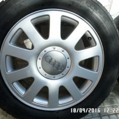 Jante Audi 16'' - Janta aliaj Audi, Latime janta: 7, Numar prezoane: 5, PCD: 112