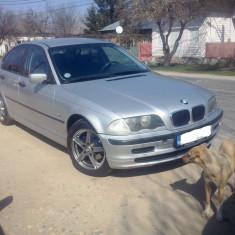BMW 318i SERIA 3 E 46 CULOARE ARGINTIU URGENT PRET FIX - Autoturism BMW, An Fabricatie: 1999, Benzina, 205000 km, 1895 cmc