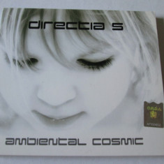CD DIRECTIA 5 ALBUMUL AMBIENTAL COSMIC, CAT MUSIC 2008 - Muzica Rock