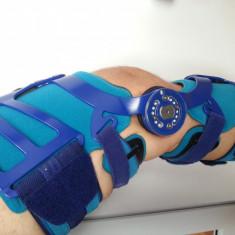 Orteza mobila fixa genunchi imobilizare picior fractura Softec Mos Genu medicala - Orteze