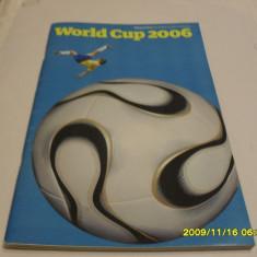 Program World Cup 2006 - Program meci