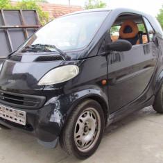 Smart ForTwo, 600 benzina, an 1999, 157000 km