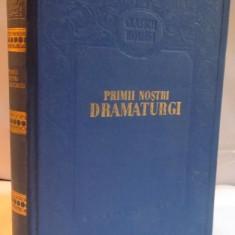 PRIMII NOSTRI DRAMATURGI 1955 - Carte Cinematografie