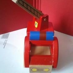 Bnk jc Grow & play - Macara de lemn - Jucarie de colectie