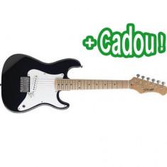 Chitara electrica pentru copii Stagg J200-BK