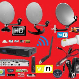Antena TV Camion/ Rulota/Camping Android si wifi