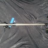 Wieldy Carbon Fiber S 120 + Redstar 503 Vest + Double Arm (3kg - 7kg)