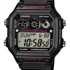 Ceas original Casio Standard AE-1300WH-1A2VEF - Ceas barbatesc