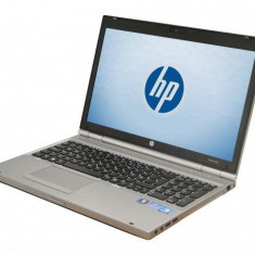 Laptop HP EliteBook 8570p, Intel Core i5 3360M, 2.8 GHz, 4 GB DDR3, 500 GB HDD SATA, DVDRW, AMD Radeon HD 7500M/7600M, WI-FI, Bluetooth, Webcam,