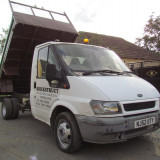 Ford Transit Basculant, 2.4 turbo diesel, an 2002