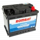 Acumulator auto Calciu L2 62Ah 12V - ROMBAT - Baterie auto