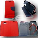 Toc FlipCover Stand Magnet Allview X3 Soul ROSU - Husa Telefon