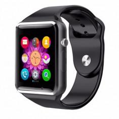 Ceas Telefon Apple SMART-WATCH Inteligent SIM + slot de memorie