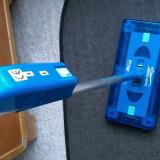 REDUCERE Matura electrica Swivel Sweeper reincarcabila