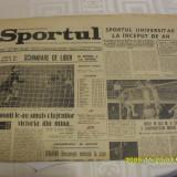Ziar Sportul 16 10 1971