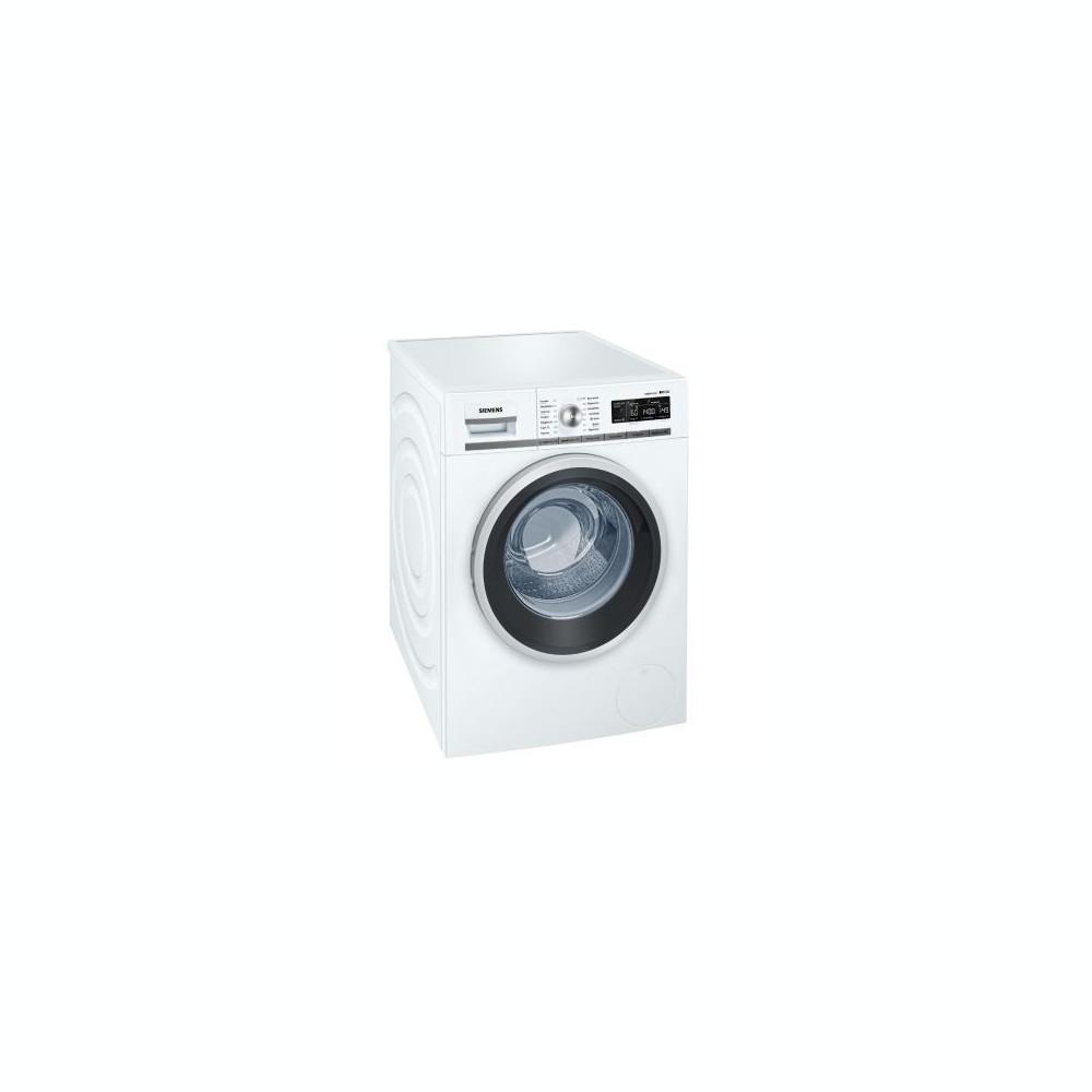siemens wm14w540 iq700 waschmaschine frontlader a 8 kg varioperfect wei masini de spalat. Black Bedroom Furniture Sets. Home Design Ideas