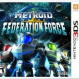 Metroid Prime Federation Force Nintendo 3Ds