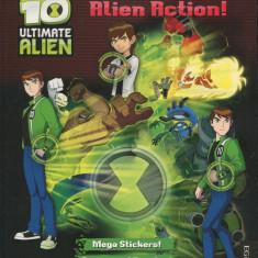 Ben 10 Extreme Alien Action! - 672481 - Carte Literatura Engleza