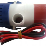Pompa santina 360 GPH 12V - Barca Pescuit