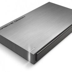 HDD Extern LaCie Porsche Design P'9220 2TB Argintiu