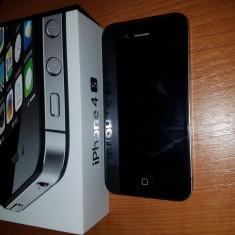 iPhone 4s Apple Negru, 8GB, Orange