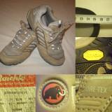 Adidas MAMMUT Gore Tex(40,5) barbati pantofi ghete sport alergare bocanci
