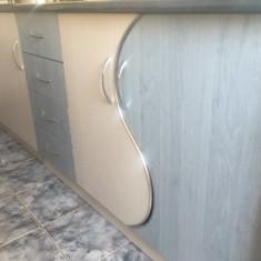 Mobila bucatarie + chiuveta inox - Bucatarie modulara