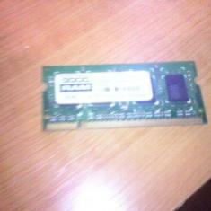RAM 1GB, DDR2, PC-2-5300 SODIMM - Memorie RAM laptop HP